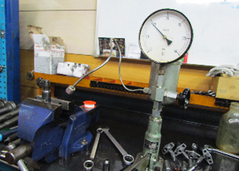 噴油阻校正器
